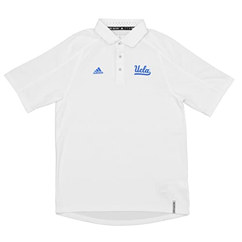 21a80eb74 UCLA Bruins adidas Men s ClimaChill Performance Polo