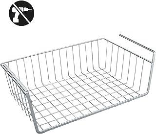 Metaltex  - Estante intermedio, Gris metalizado, 40 cm