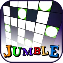 Giant Jumble Crosswords