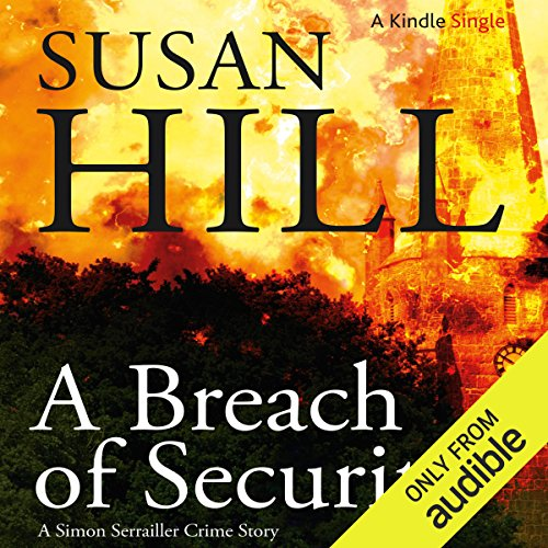 A Breach of Security audiobook cover art