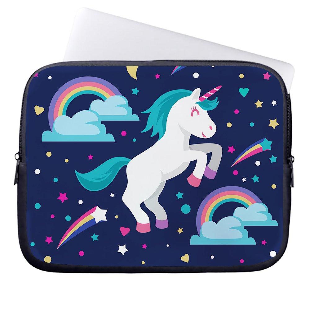 neafts 10 pulgadas colorido patrón de unicornio para portátil neopreno Funda bolsa funda para Netbook iPad tablet computer #Unicorn 10-10.6Inches: Amazon.es: Electrónica