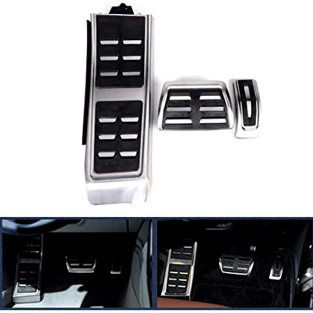 Ictronix Fuel Bremse Fußbett Fußstütze Pedale Für A4 B8 S4 Rs4 A5 S5 Rs5 A6 S6 A7 S7 Q5 8r Sq5 Auto