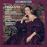 Piano Masterworks by Uys, Tessa (2011-11-08)