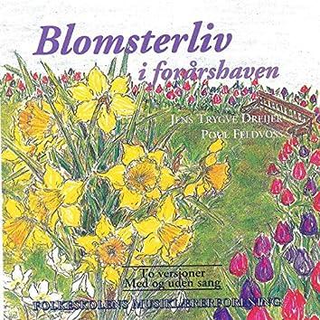 Blomsterliv I Forårshaven
