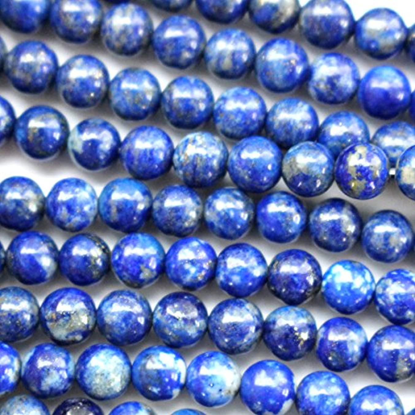 Tacool fashiontrenda Natural Color Genuine Blue Lapis Lazuli Real Gemstone Loose Beads for Necklace Jewelry Making