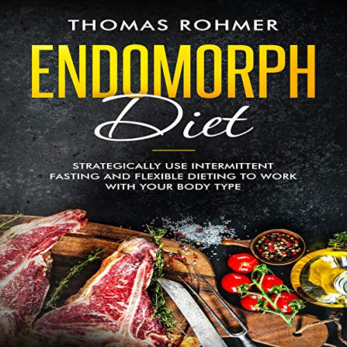 Endomorph Diet audiobook cover art