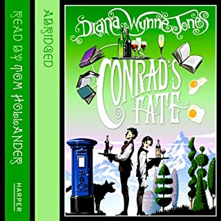 Conrad     The Chrestomanci Series              By:                                                                                                                                 Diana Wynne Jones                               Narrated by:                                                                                                                                 Tom Hollander                      Length: 5 hrs     6 ratings     Overall 4.5