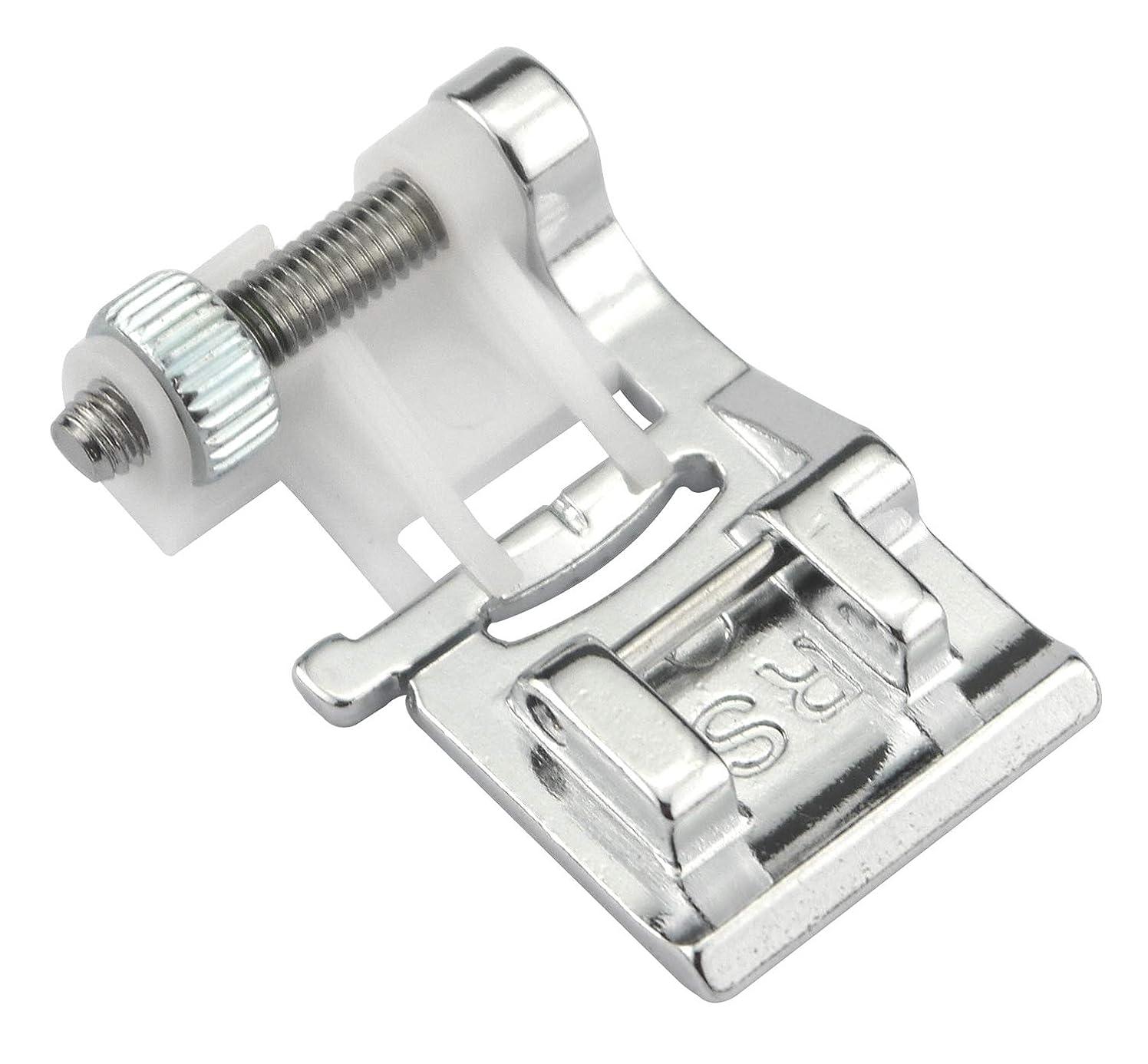 DREAMSTITCH 202090009 Snap On Ribbon/Sequin Presser Foot for Janome,Elna Sewing Machine ALT : 202090205-202090009
