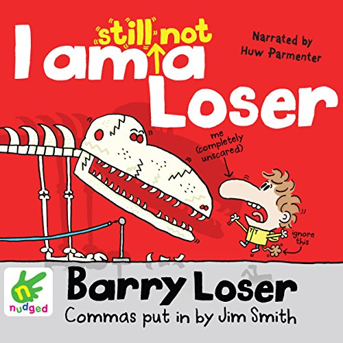 Barry Loser: I Am Still Not a Loser cover art