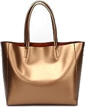 Covelin Women's Handbag Genuine Soft Leather Tote Shoulder Bag Hot