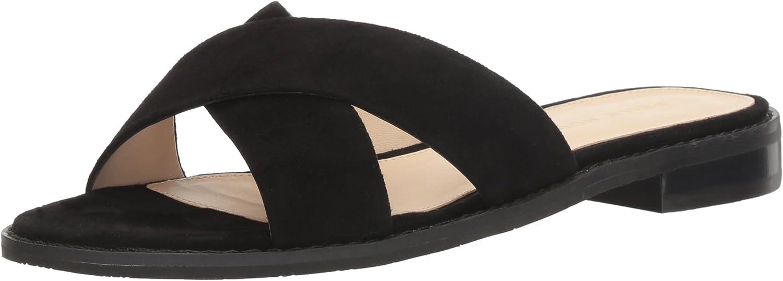 Pelle Moda Damen Hazel-su Flache Sandale