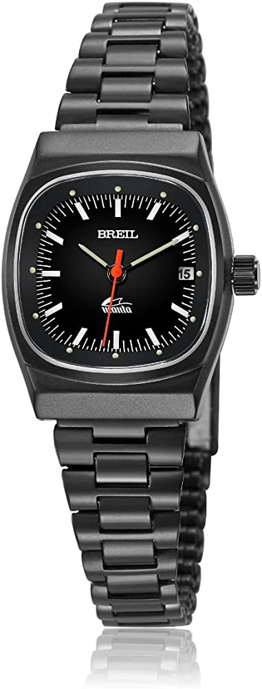 Breil orologio vintage unisex manta TW1265_NERO-Unica