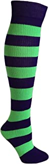 Best lime green and purple socks Reviews