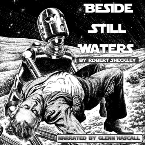 Beside Still Waters audiobook cover art