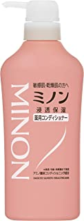Daiichi Sankyo Healthcare Minon Medicinal Conditioner 450mL