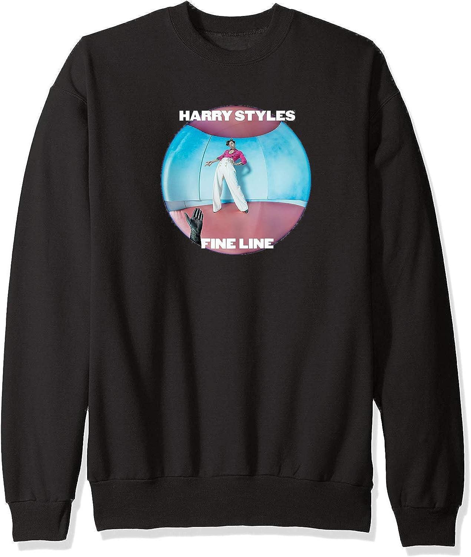 XXYYMUGGLIEDAG Women's Graphic 激安格安割引情報満載 Long-Sleeve 引き出物 Crewneck Sweatshirt T