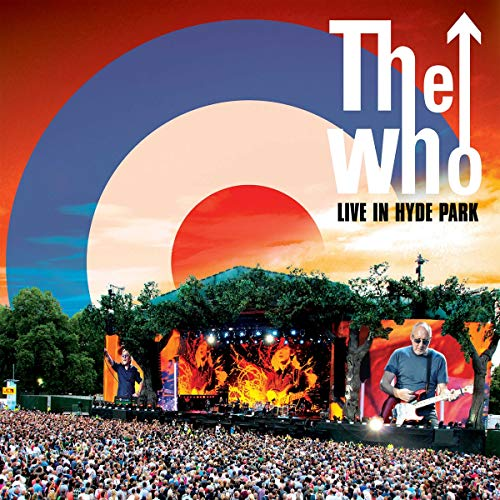 Live In Hyde Park (Vinyl Colored Blue,White,Red Limited Edt.)