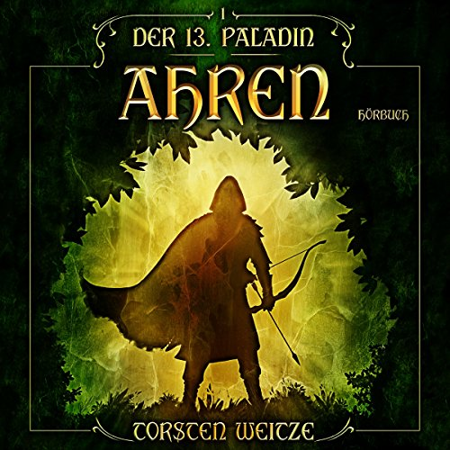 Ahren audiobook cover art