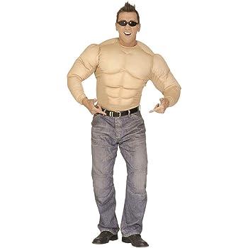 Traje muscular Culturista muscular cuerpo muscular de disfraces ...