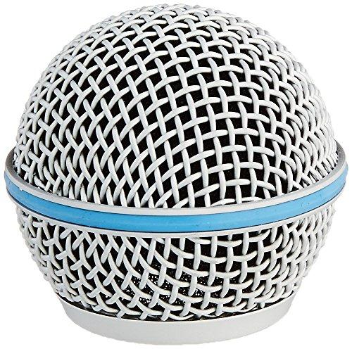 Shure RK 265G Ersatzkorb für Shure Beta 58 Mikrofon silber / grau
