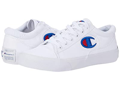 Champion Kids Fringe Lo (Big Kid) (White) Kid