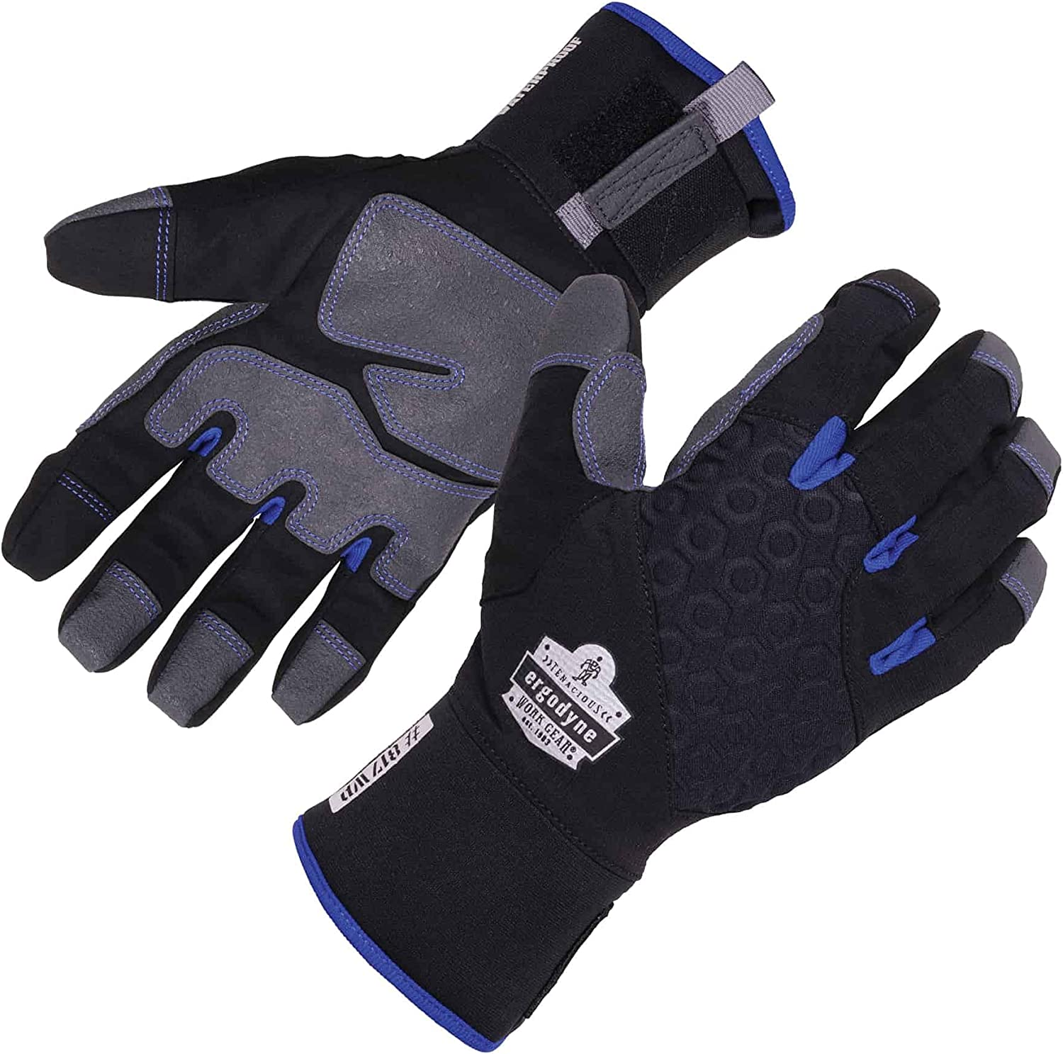 Arlington Mall Ergodyne ProFlex 817WP Waterproof Thermal Insulated Gloves Super beauty product restock quality top Work