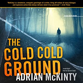 The Cold, Cold Ground audiobook cover art