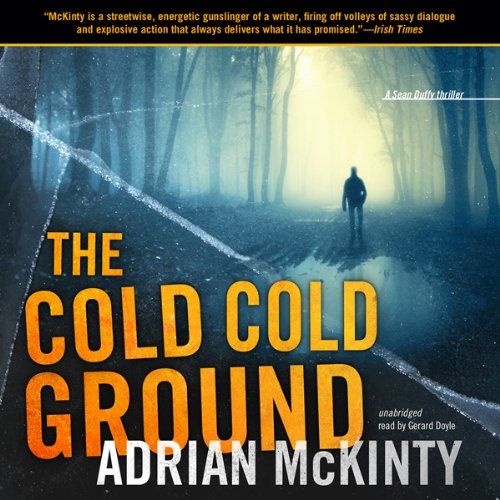 The Cold, Cold Ground cover art