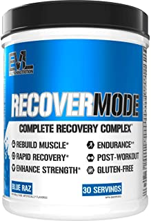 Sponsored Ad - Evlution Nutrition Recover Mode- Complete Post Workout with BCAAs, Immunity Support, Vitamin C, D & E, Elec...