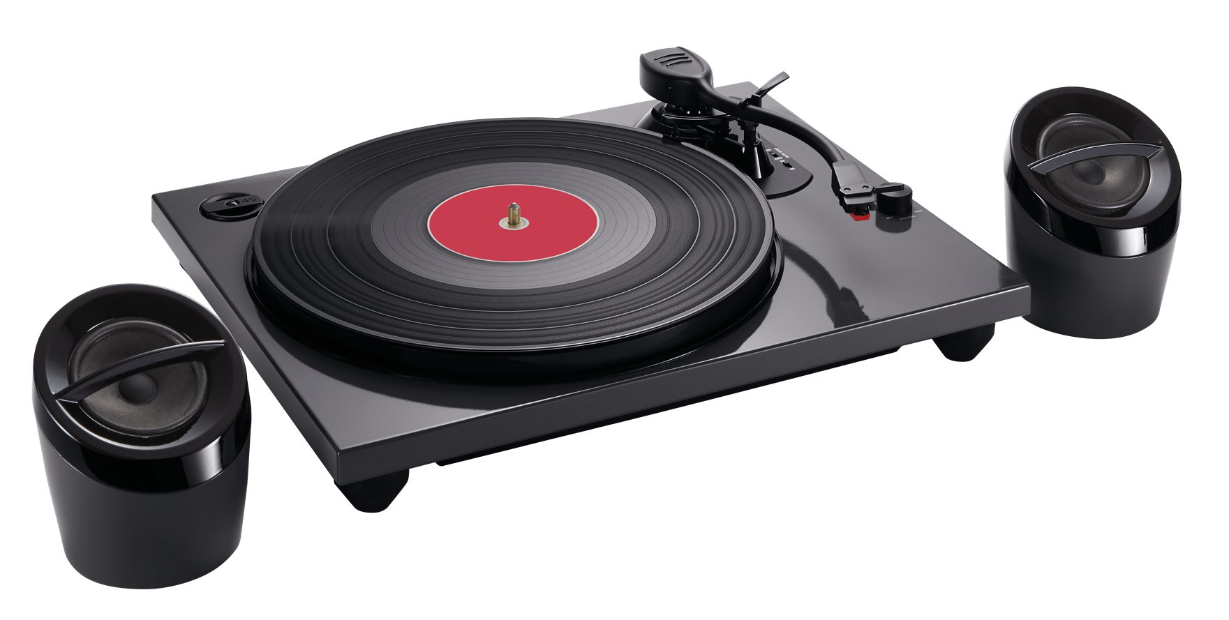 Bigben TD114NSPS - Tocadiscos, Color Negro: Amazon.es: Electrónica