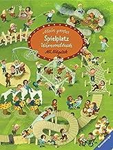 Mein großes Spielplatz-Wimmelbuch by Ali Mitgutsch (2014-01-01)