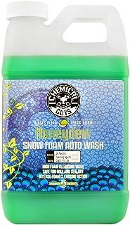 Chemical Guys CWS_110_64 Honeydew Snow Foam Car Wash Soap (Works with Foam Cannons, Foam Guns or Bucket Washes), 64 oz., Honeydew Scent