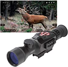 TheOpticGuru ATN X-Sight-II Smart Day/Night Scope w/Full HD Video rec, Smooth Zoom, Bluetooth and Wi-Fi (Streaming, Gallery & Controls)