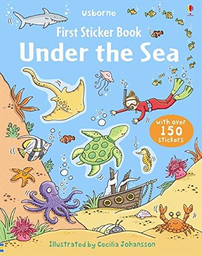 Under the Sea (First Sticker Book) (Usborne First Sticker Books): 1