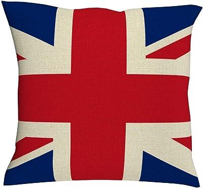 Amazon.com: Kasenxet - Funda de almohada con diseño de ...