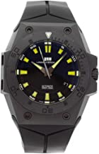 Linde Werdelin Hard Black Mechanical (Automatic) Black Dial Watch HBII.2.6 (Pre-Owned)