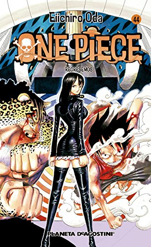 One Piece nº 44: Regresemos (Manga Shonen)