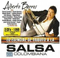 Esencial De Tributo a La Salsa Colombiana