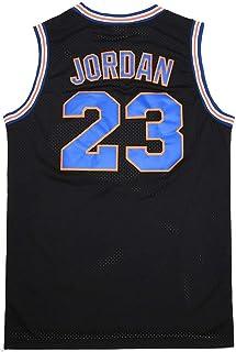 Mens Space Jam Jersey #23 Moive Basketball Jerseys Shirts