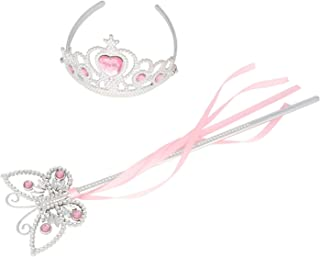 tiara and wand set