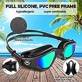 Zoom IMG-1 occhialini da nuoto polarizzati anti