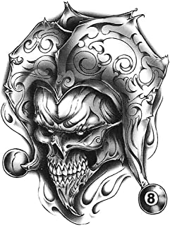 Best 8 ball skull tattoo Reviews