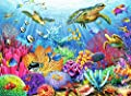Ravensburger Tropical Waters 500 Piece Jigsaw Puzzle for Adults – Every Piece is Unique, Softclick Technology Means Pieces Fit Together Perfectly by Ravensburger