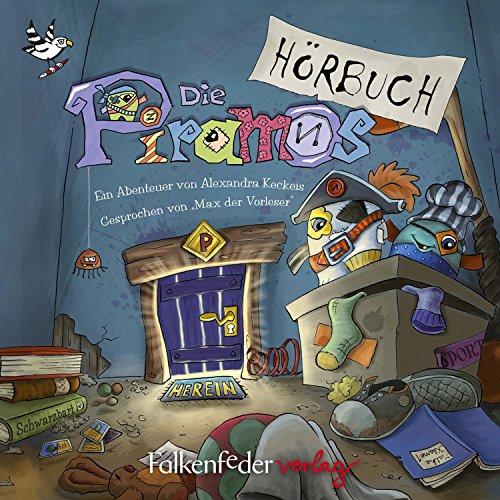 Die Piramos: Ein kuscheliges Abenteuer cover art