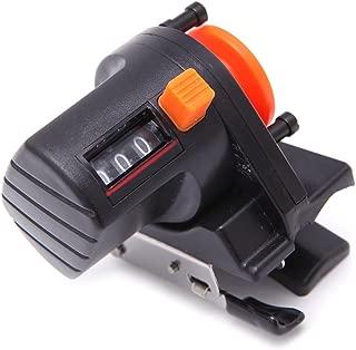 Elat Park 0-999M Portable Fishing Finder Line Length Counter Tool Depth Gauge Tackle