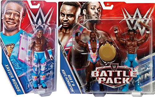 wwe action figures package deal - 2