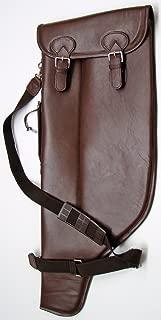 Best leather leg of mutton gun case Reviews