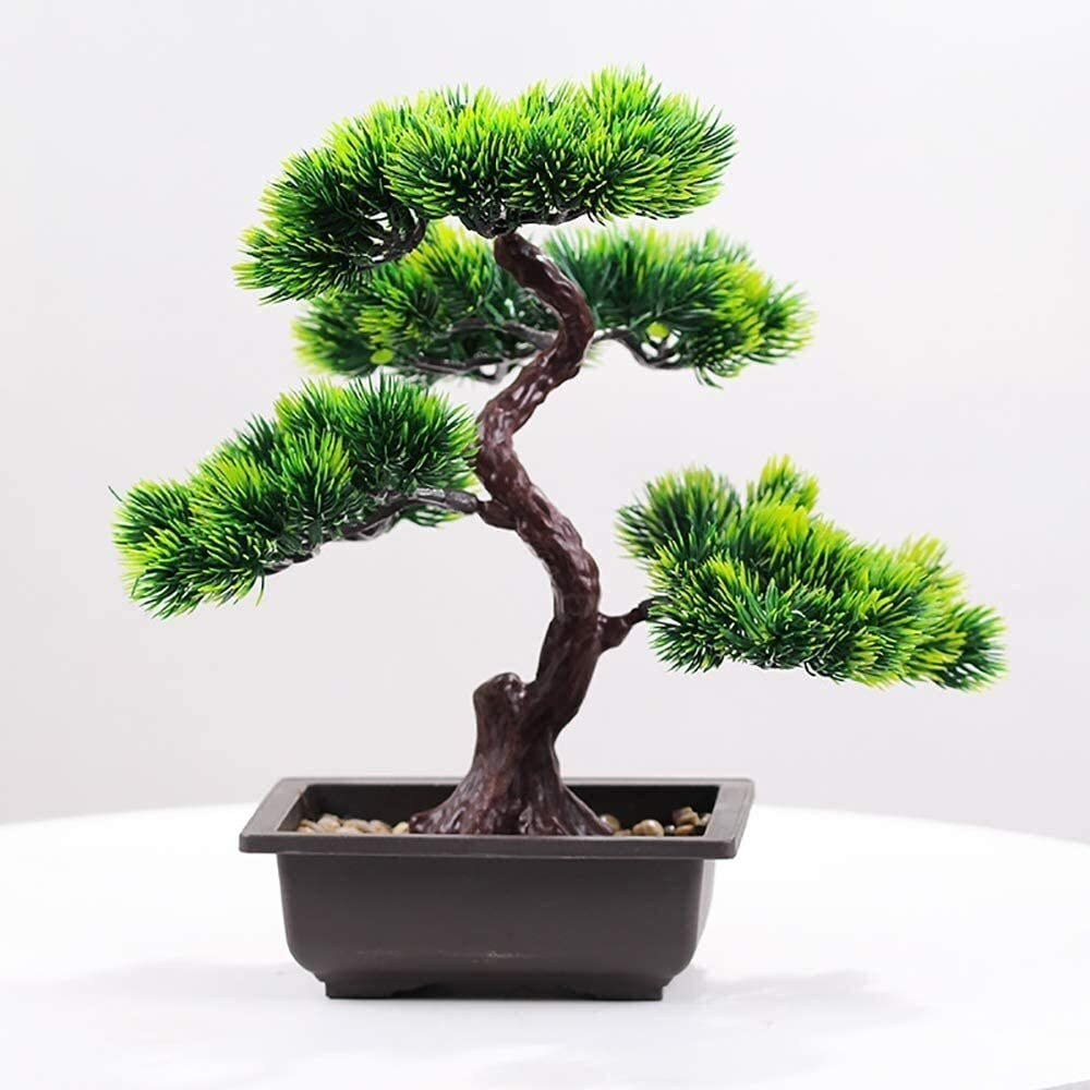HAODA Artificial Plant Plants Bonsai Welcoming Large special price Tree Latest item