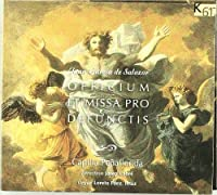 Salazar: Officium et Missa Pro Defunctis