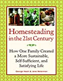 Click to buy Homesteading in the 21st Centuary from Amazon